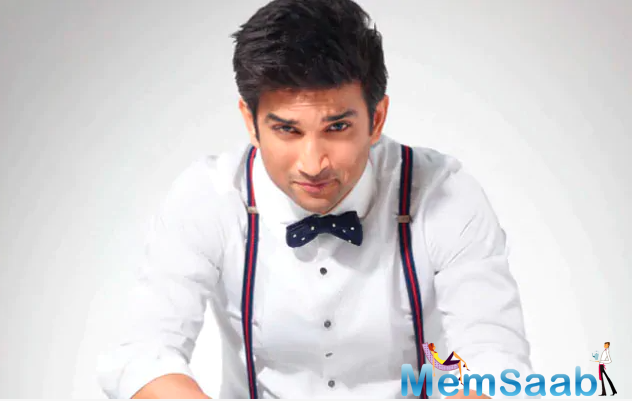 Aneesha can only recall happy memories of Sushant.