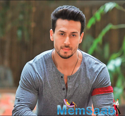 Tiger Shroff said that his father, actor Jackie Shroff, is his hero and adds that he can never match up to dad.