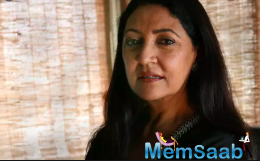 Deepti Naval, who suffered a heart attack in Manali, Himachal Pradesh, underwent angioplasty at the Fortis hospital in Mohali early Tuesday and her condition was stable, doctors said.