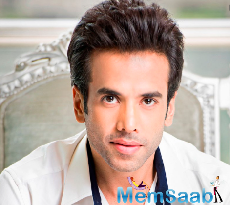 Talking about his future projects as a filmmaker, Tusshar says, I have a liking for horror films and comedies have been a part of my repertoire for a long time.