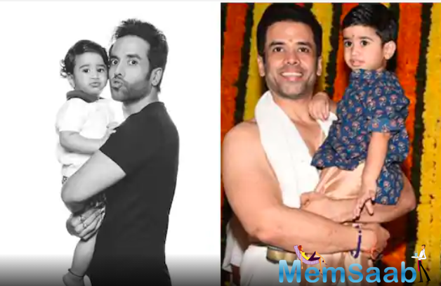 "Talking about fulfilling the duties of both parents for his on Lakkshya, Tusshar says, ""What worked for me was that I became a parent at the right age and I became a parent because I wanted to be one""."
