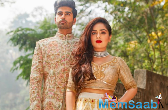 Over the weekend, Mr India International 2018 Darasing Khurana tied the knot with ladylove Monaa Jaswani in Lucknow.