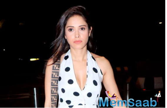 The actress who gained fame after the Pyaar ka Punchnama series will now be seen opposite Rajkumar Rao for the film.