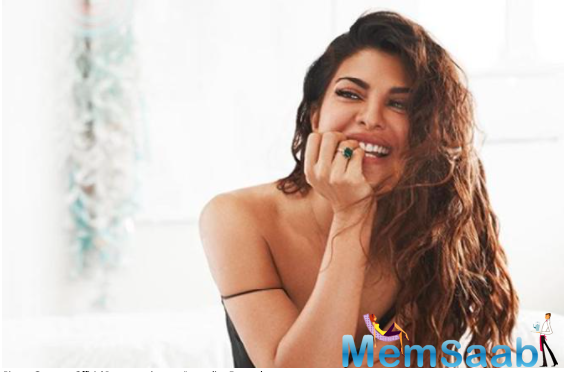 Jacqueline now has a jam-packed schedule with three big ticket films in her kitty.