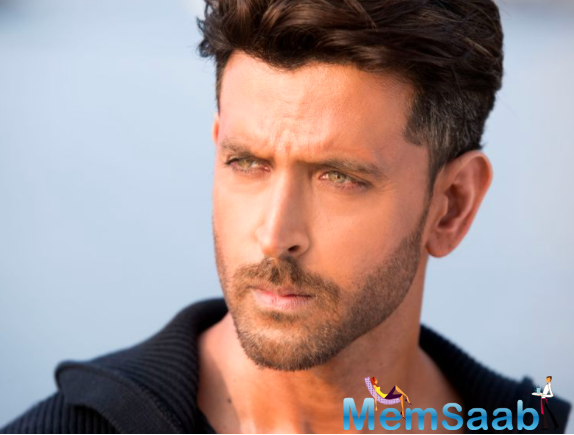 Hrithik opened up about his plan of action for the future, too.