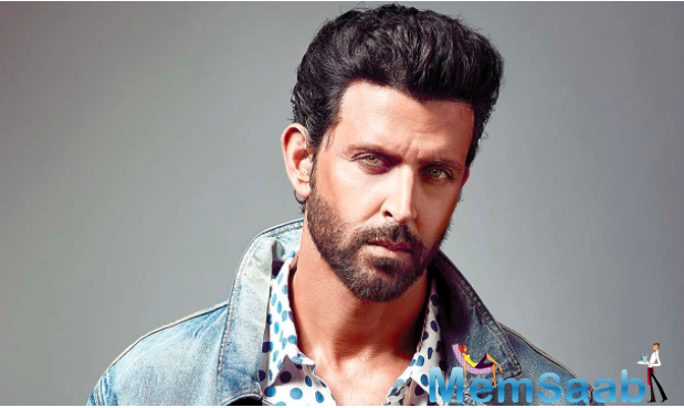 Hrithik, who made his debut as a hero with the hit film Kaho Na... Pyaar Hai, completed 20 years in the industry in January this year. At 46, when he looks back at his journey in filmdom, all he has is immense respect and passion for work.