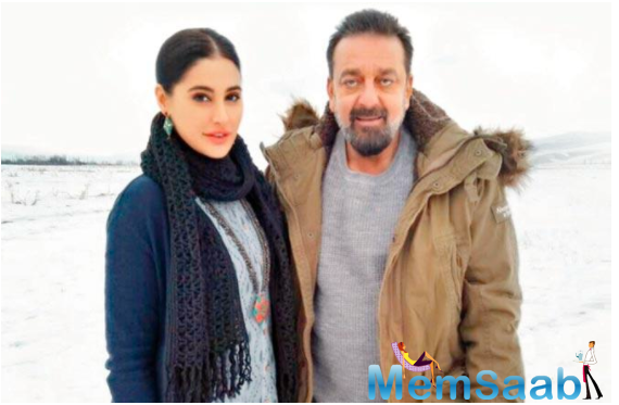 Before Bhoomi, Sanjay Dutt was seen in Rajkumar Hirani's PK in 2014. It was only after the release of the drama in 2017 that he was back in the Hindi film industry and began signing films one after another.