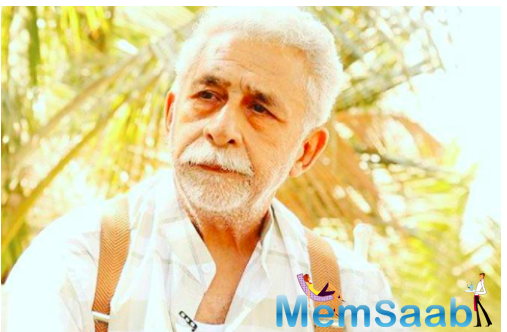 The much-feted actor has been equally at home on screens big and small (some feel his role in the TV serial Mirza Ghalib is his best ever), and has recently forayed the OTT space with the series Bandish Bandits, too.