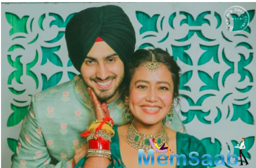 Neha, however, did get married on October 24, 2020, and it was a treat for all her fans and social media followers to see pictures from all her wedding functions.