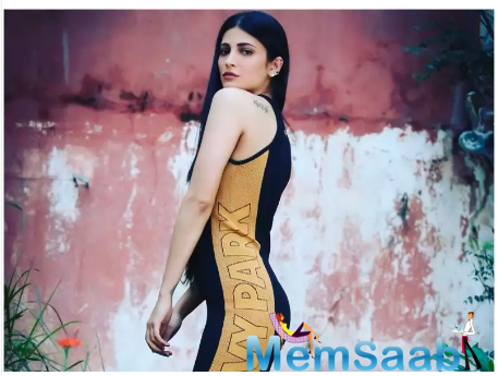 On the work front, Shruti has been busy shooting for her films and has been on a travel-spree, between Chennai and other cities, like Hyderabad and Bengaluru recently.