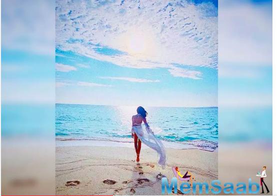 Tara Sutaria celebrated her 25th birthday in Maldives with beau Aadar Jain.