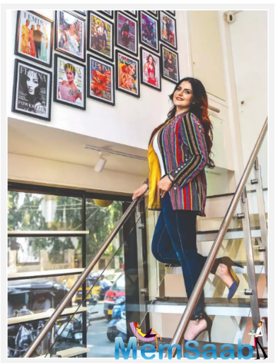 Spread over 2,000 sq feet, the luxurious salon was launched by actress Zareen Khan and will offer global beauty services and trends in hair, make-up, nails and skin.