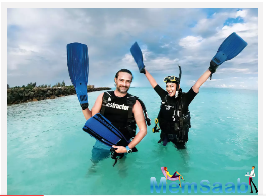 I am a complete water baby, and I love being in the ocean. So, whenever I take off to a sun-and-sand destination, I make sure that I go snorkelling and scuba diving.