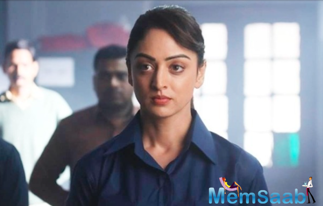 Earning accolades for her memorable parts in the commercial films like Heropanti and Dabangg 2 amongst others Sandeepa Dhar has forayed into the content driven OTT space with her performances in Abhay and MumBhai.
