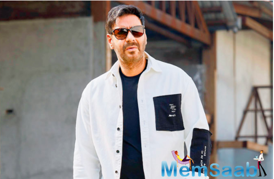 Devgn has been shooting a few high-octane flight sequences in Hyderabad since 25 days, and has reportedly asked his team to prepare for the Mumbai leg ahead of his return to the city on January 15.