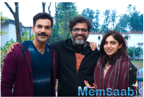 Junglee Pictures announced Badhaai Do last year, which created a wave of excitement. Badhaai Do brings together the fresh jodi of Rajkummar Rao and Bhumi Pednekar, seen in all new avatars.