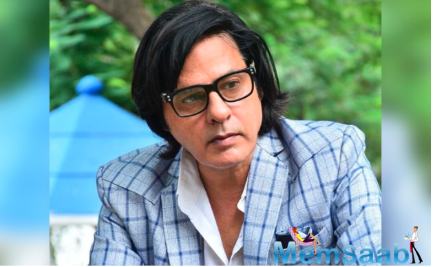 Rahul Roy is delighted to be back home.