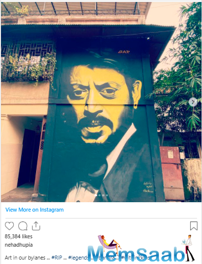 From Deepika Padukone, Priyanka Chopra-Jonas, Anushka Sharma to Ayushmann Khurrana, Vijay Varma and the many filmmakers, including Mahesh Bhatt paid tributes to Irrfan, who reportedly did not celebrate birthdays.