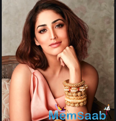 On the work front, Yami Gautam has been busy shooting for 'Bhoot Police'. She will also be seen in Behzad Khambata's directorial 'A Thursday' and Maddock Films' 'Dasvi'.