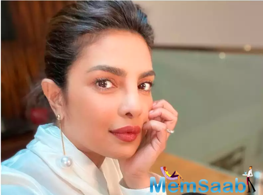 """The 'Bajirao Mastani' actress, who shared a picture on social media, wrote, """"Zoom life… Business on the top… And the bottom… well you know."""""""