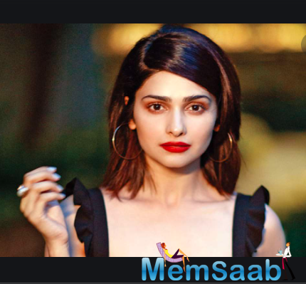 Talking about the mishap, a source has also revealed to a news portal that Prachi was shooting a night sequence where she was to climb and jump over a barricade as a part of an action scene.