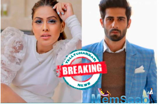 Looks like there is something brewing between Nia Sharma and Rrahul Sudhir.
