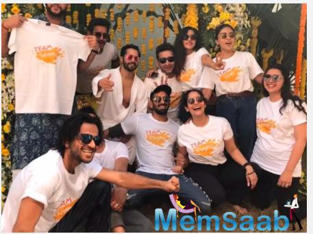 From Bollywood, Karan Johar, Shashank Khaitan, Kunal Kohli and Manish Malhotra were in attendance.
