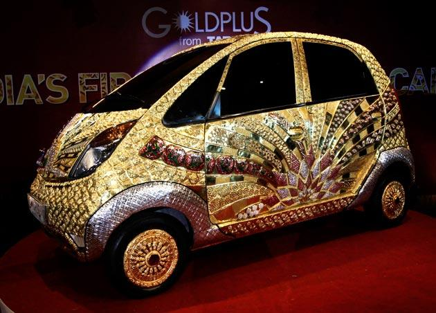 With a 22 Cr. Price Tag Fully Functional Tata Nano