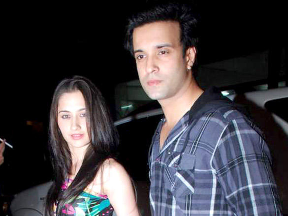 Aamir Ali and Sanjeeda Sheikh at Bosco Caesar Party