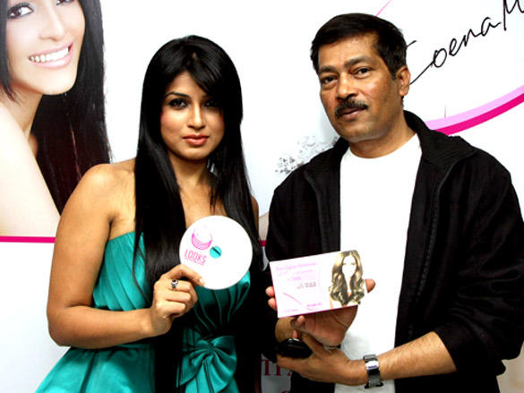 Aarti Puri  launched the new venue and the products