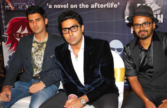 Abhishek Bachchan At The Wednesday Soul Novel Launch