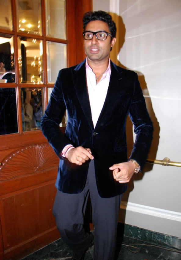 Abhishek Bachchan Attends Wednesday Soul Book Launch