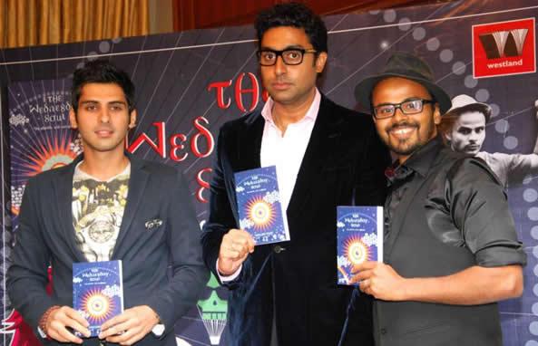 Abhishek Bachchan Lounches The Wednesday Soul Novel