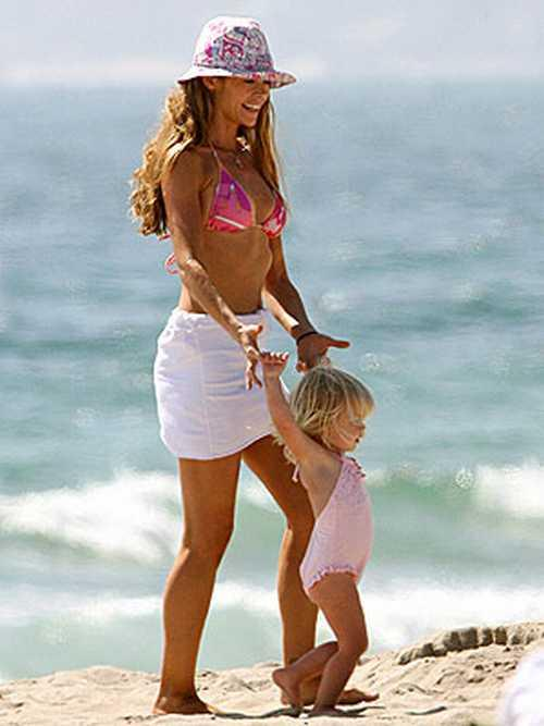Actress Denise Richards Adopted Baby Girl