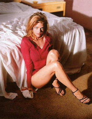 Actress Denise Richards Still