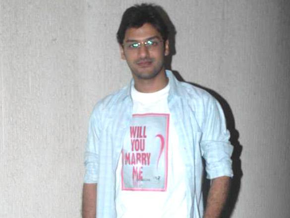 Aditya Datt snapped at Opa Restaurant