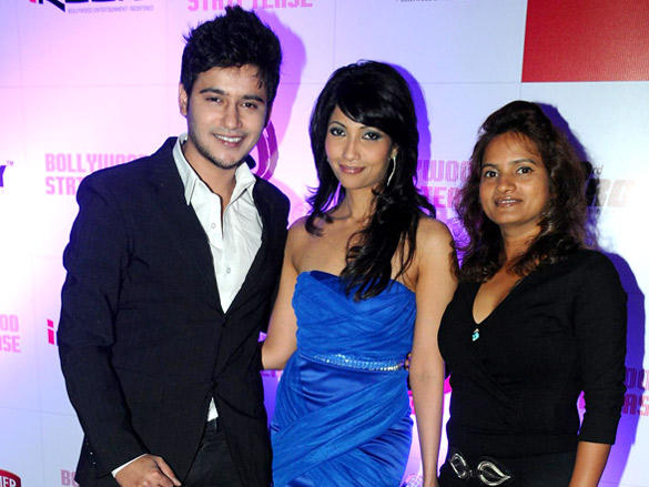 Aditya Singh Rajput at Book Launch of Bollywood Striptease