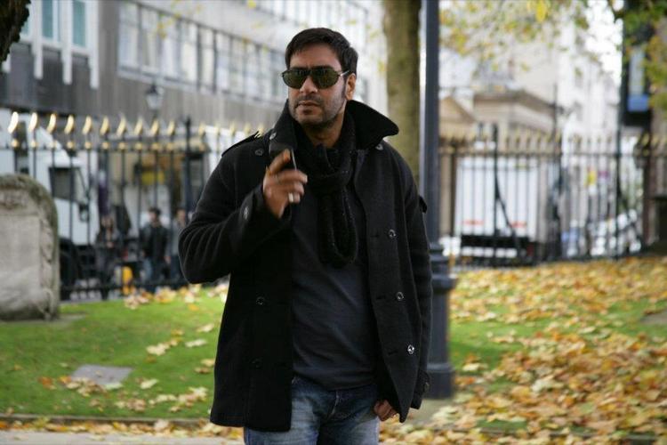 Ajay Devgan Hot Stylist Look In Tezz
