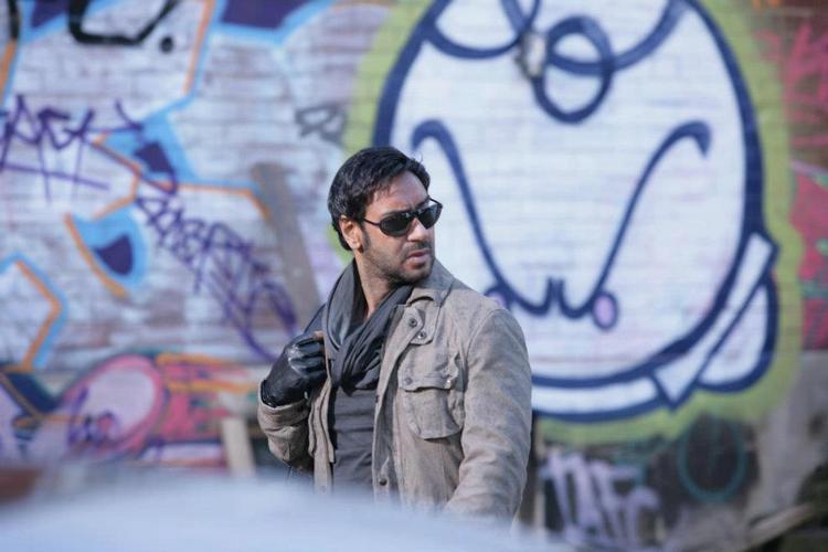 Ajay Devgan Hot Stylist Pic In Tezz