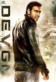 Ajay Devgan In Tezz First Look