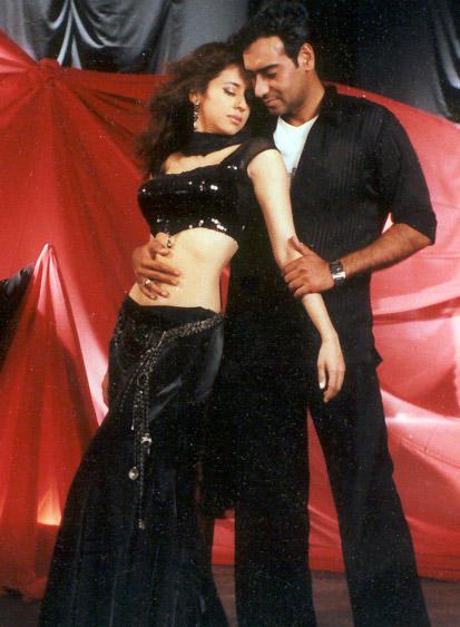 Ajay and Urmila Latest Hot Scene Pic