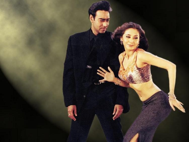 Ajay and Urmila in Deewane
