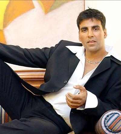 Akshay Kumar Sexy Pose Photo Shoot