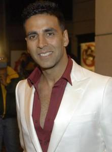 Akshay Kumar White Blazer Beauty Still