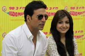Akshay Kumar and  Anushka Sharma Beauty Still