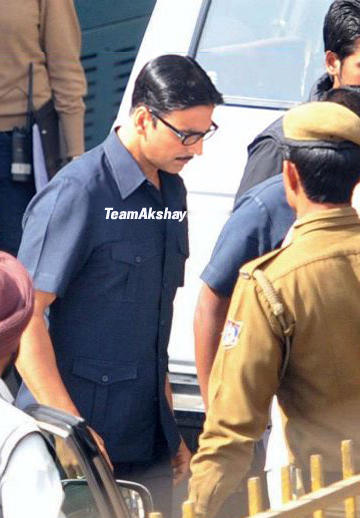 Akshay Kumar from the Sets of Special Chabbis