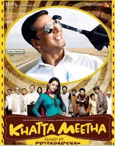 Akshay and Trisha Still In Khatta Meetha