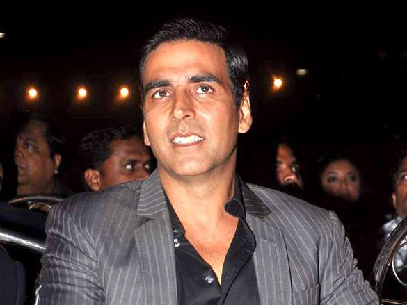 Akshay Kumar at Umang 2012