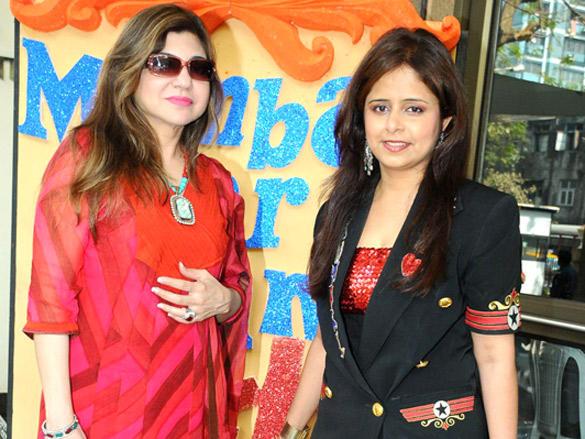 Alka Yagnik at Concert-2012 `Mumbai Meri Jaan` by Peek-A-Boo