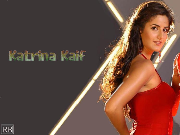 Amazing Actress Katrina Kaif Wallpaper